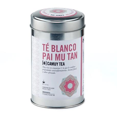 Té Blanco Pai Mu Tan