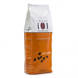 Café grano tueste natural Antigua 1 kg.