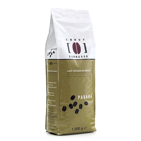 Café grano tueste natural Paraná 1 kg.