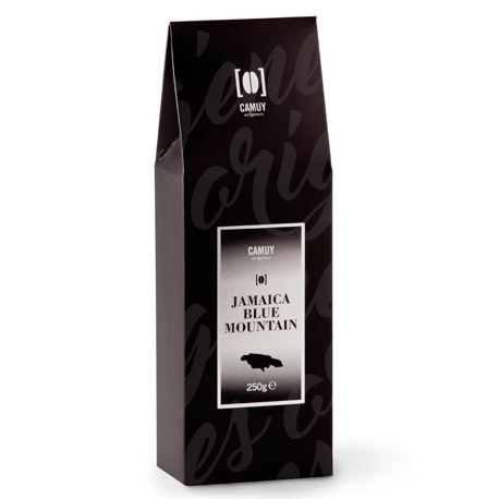 CAFÉ DE TUESTE NATURAL JAMAICA BLUE MOUNTAIN 100% ARÁBICA